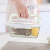 Leakproof Bento Lunch Box 3 compartment lunch box