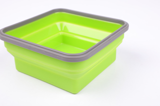 Collapsible Silicone Food Storage Container