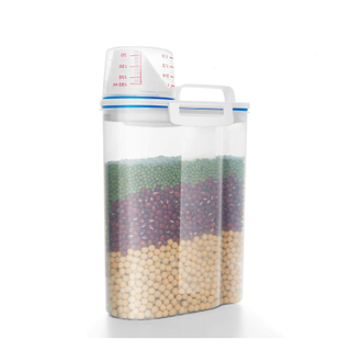 Grain Cereal Storage Containers