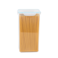 Airtight Grain Cereal Storage Organizer Set
